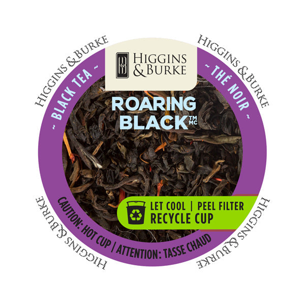 Higgins & Burke Roaring Black Tea 24 Cups