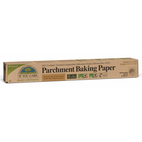If You Care Parchment Baking Paper 70sqft