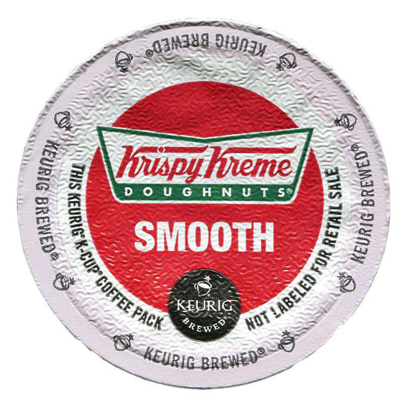 Krispy Kreme Doughnut Smooth 96 Ct