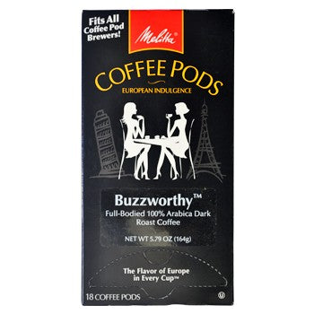 Melitta One:One Buzzworthy Coffee Pods 18ct