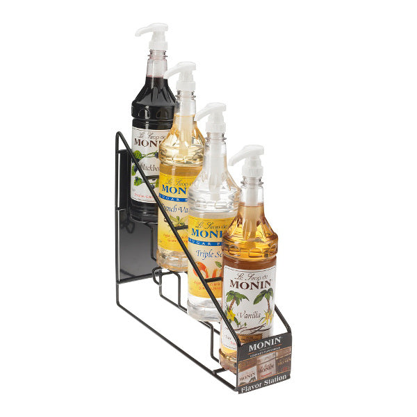 Monin 4 Bottle Wire Display Rack