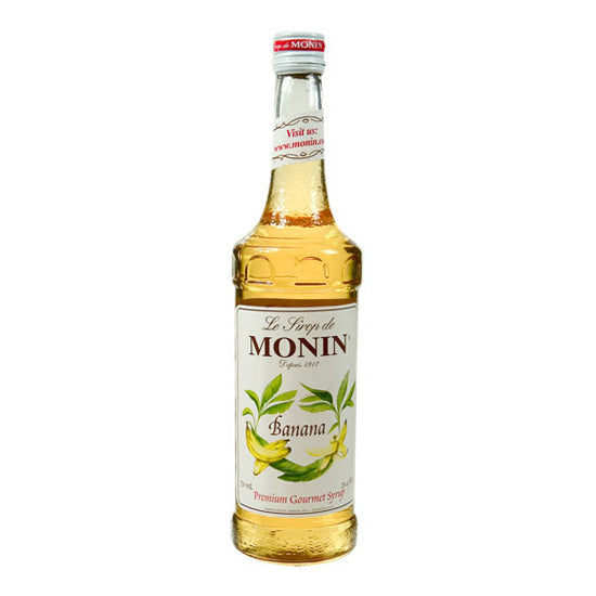 Monin Banana Syrup 750 mL