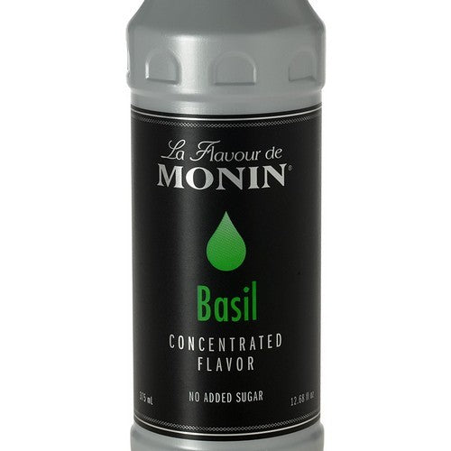 Monin Basil Concentrated Flavour 375 mL