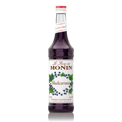 Monin Black Currant Syrup 750 mL