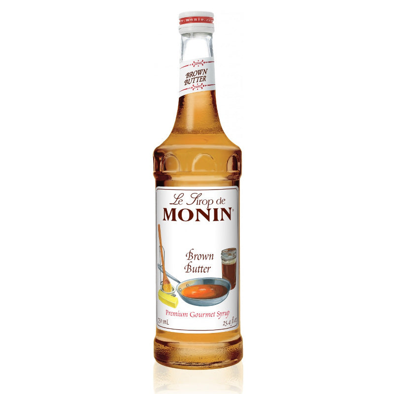 Monin Brown Butter Syrup 750 mL