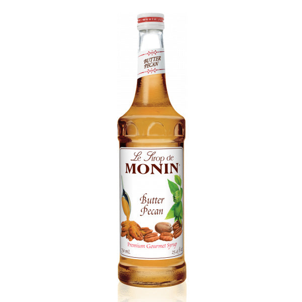 Monin Butter Pecan Syrup 750 mL