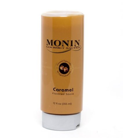 Monin Sugar Free Chocolate Sauce 64 oz