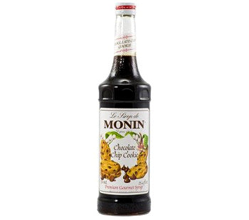 Monin Chocolate Chip Syrup 750 mL