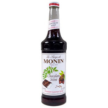 Monin Chocolate Mint Syrup 750 mL