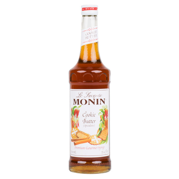 Monin Cookiebutter Syrup 750 mL