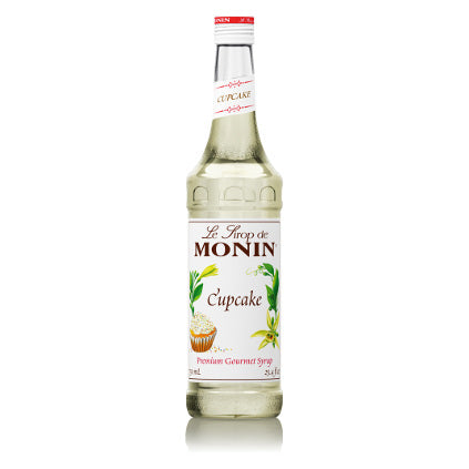 Monin Cupcake Syrup 750 mL