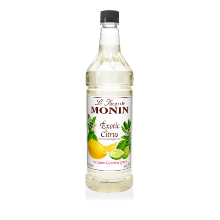 Monin Exotic Citrus Syrup 1000 mL