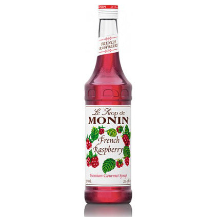 Monin French Raspberry Syrup 750 mL