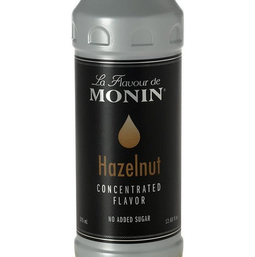 Monin Hazelnut Concentrated Flavour 375 mL