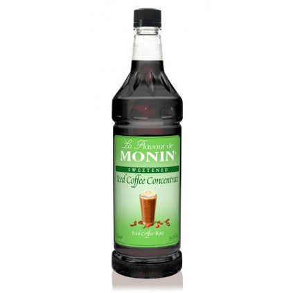 Monin Iced Coffee Concentrate 1000 mL