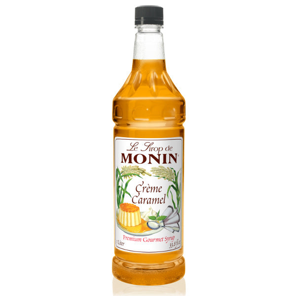 Monin Iced Creme Caramel 1000 mL