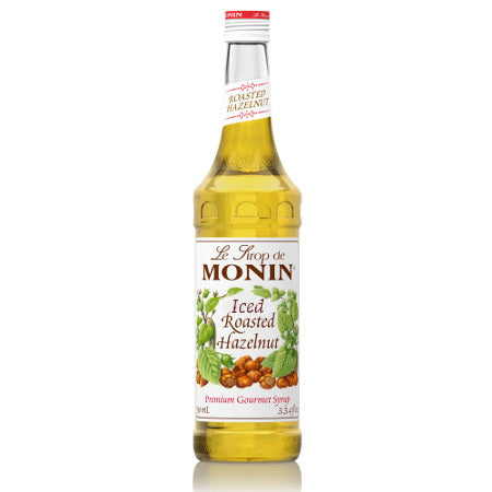 Monin Iced Roasted Hazelnut 1000 mL