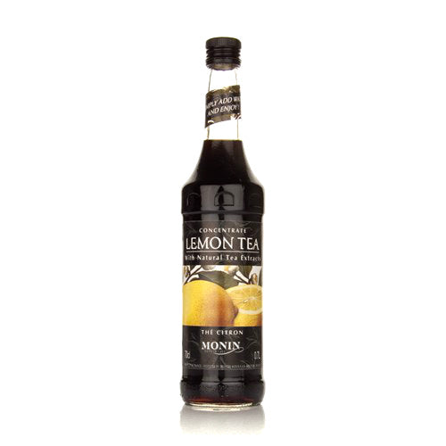 Monin Ice Tea Lemon Concentrate 750 mL