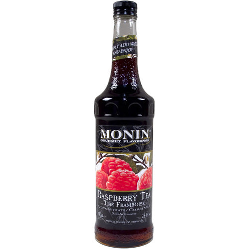 Monin Ice Tea Raspberry Concentrate 750 mL
