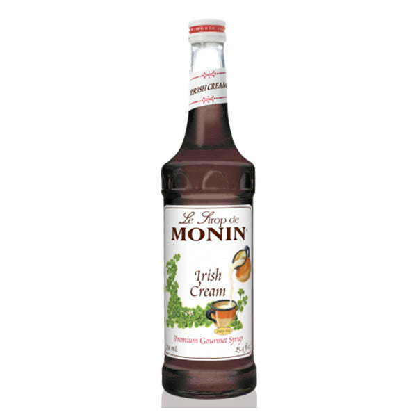 Monin Irish Cream Syrup 750 mL