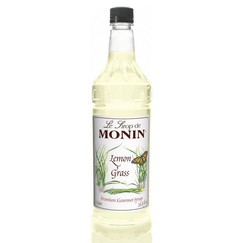 Monin Lemongrass Syrup 1000 mL