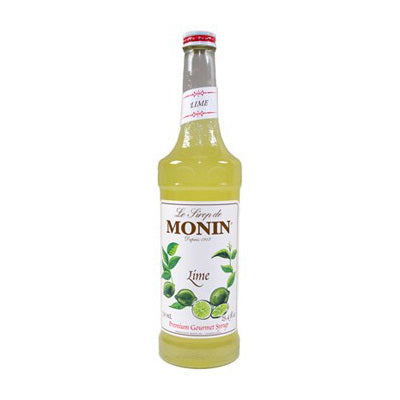 Monin Lime Syrup 750 mL