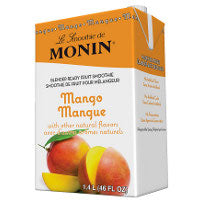 Monin Mango Smoothie Mix 46 oz