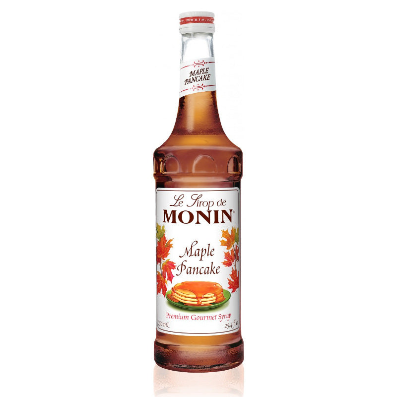 Monin Maple Pancake Syrup 750 mL