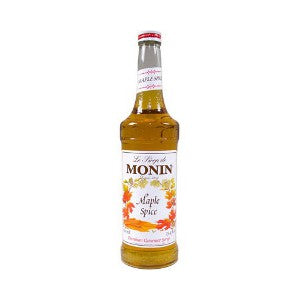 Monin Maple Spice Syrup 750 mL