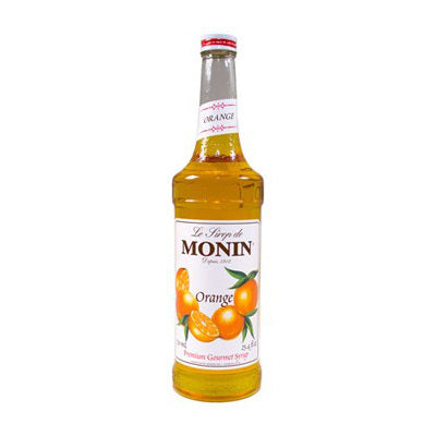 Monin Orange Syrup 750 mL