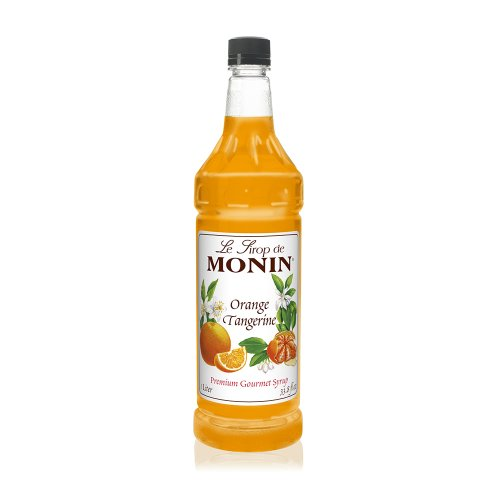 Monin Orange Tangerine Syrup 1000 mL
