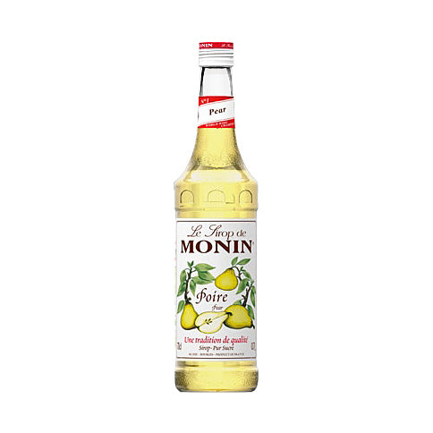 Monin Pear Syrup 750 mL