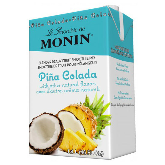 Monin Pina Colada Smoothie Mix 46 oz