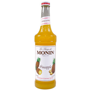Monin Pineapple Syrup 750 mL