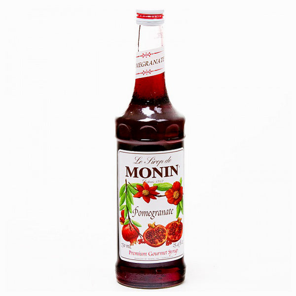 Monin Pomegranate Syrup 750 mL