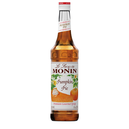 Monin Pumpkin Pie Syrup 750 mL