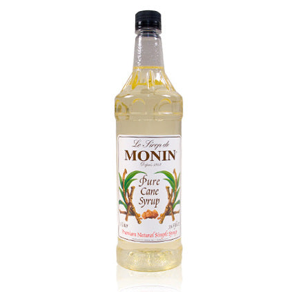 Monin Pure Cane Syrup 1000 mL