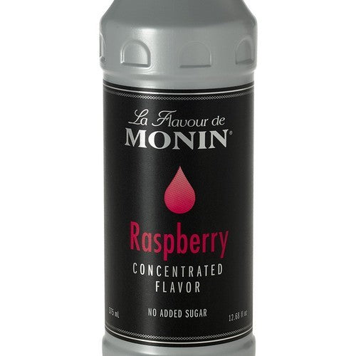 Monin Raspberry Concentrated Flavour 375 mL