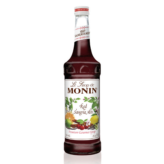 Monin Red Sangria Syrup 750 mL