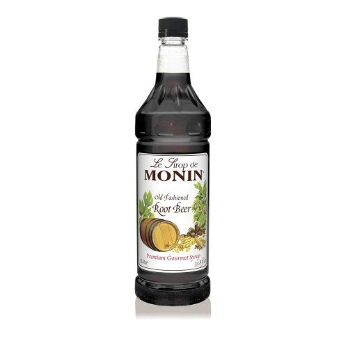 Monin Root Beer Syrup 1000 mL