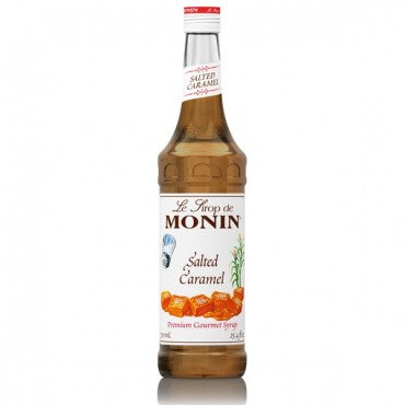 Monin Salted Caramel Syrup 750 Ml Buy Coffee Canada