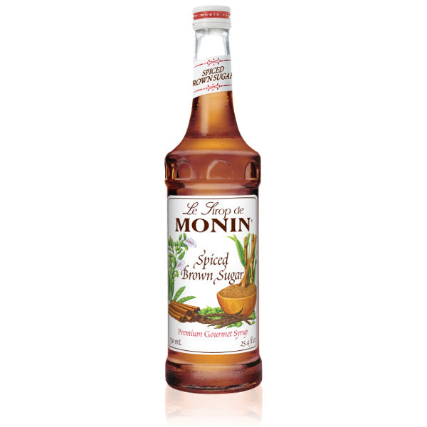 Monin Spiced Brown Sugar Syrup 750 mL