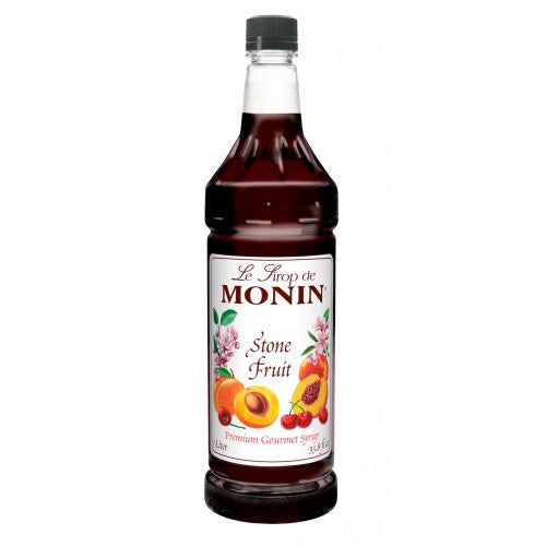 Monin Stone Fruit Syrup 1000 mL