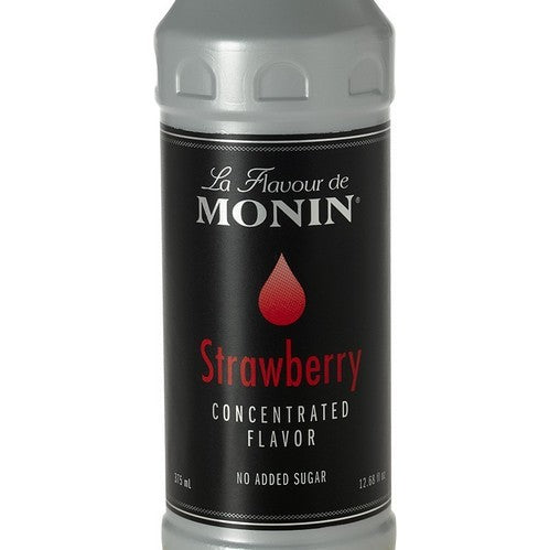 Monin Strawberry Concentrated Flavour 375 mL