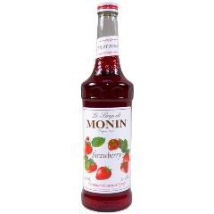 Monin Strawberry Syrup 750 mL