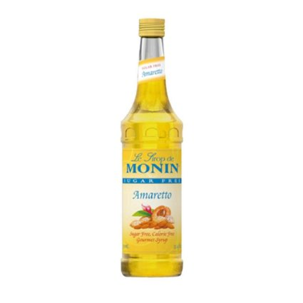 Monin Sugar Free Amaretto Syrup 750 mL