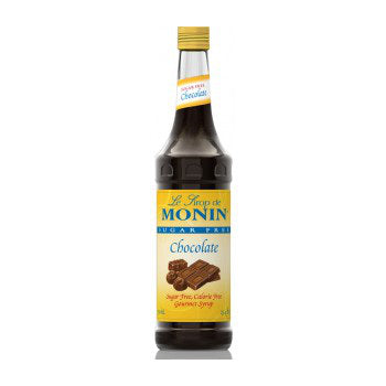 Monin Sugar Free Chocolate Syrup 750 mL