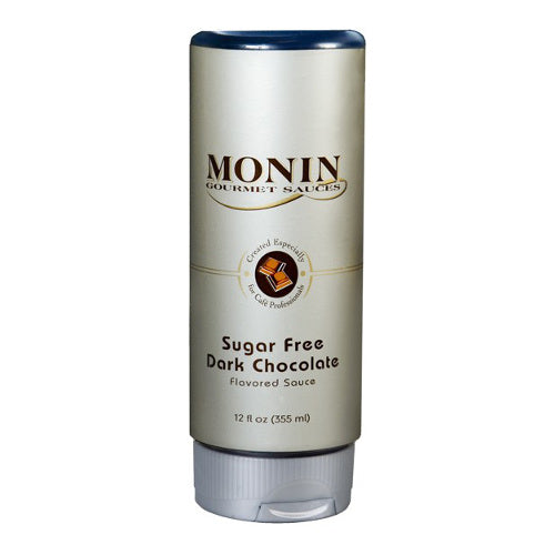 Monin Sugar Free Chocolate Sauce 12 oz