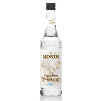 Monin Sugar Free Liquid Sweetener 1000 mL