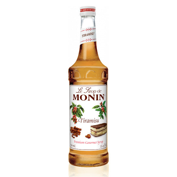 Monin Tiramisu Syrup 750 mL